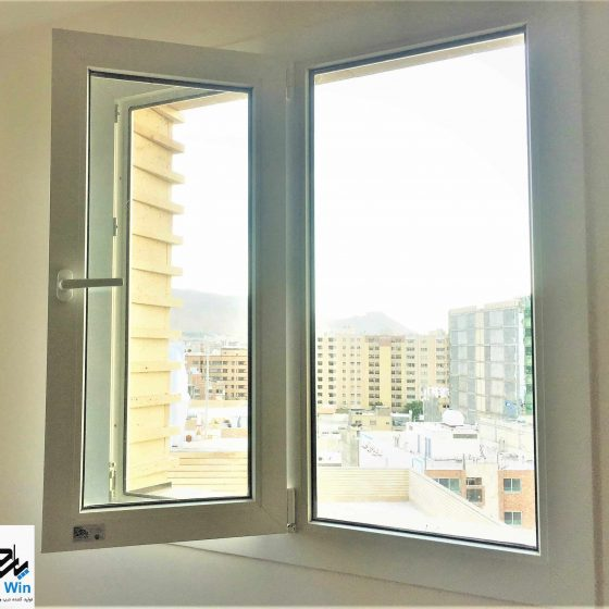 Pardicwin-rehau withe upvc windows-tehran-esfahan-turn windows