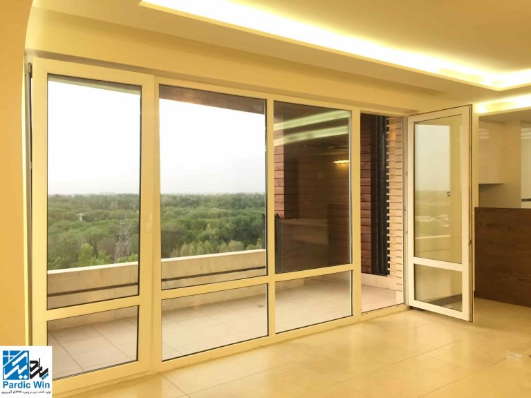 pardicwin-upvc esfahan-turn door-rehau germany