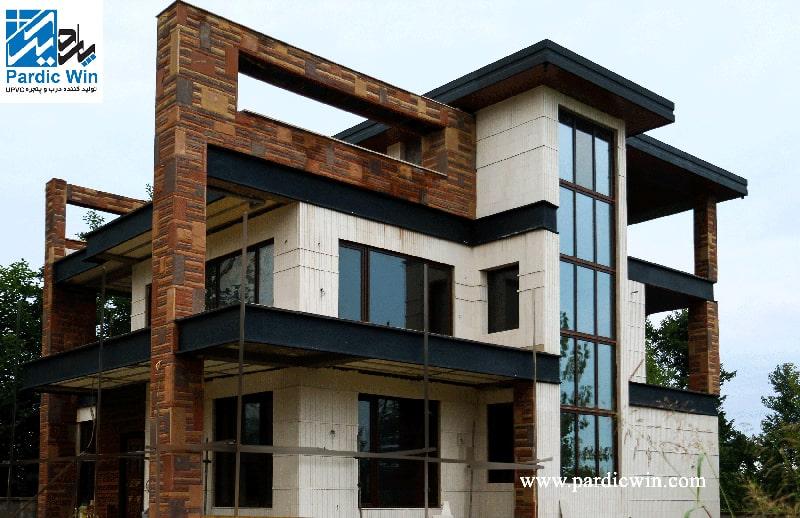 درب و پنجره دوجداره رها آلمان و ویستابست -نمایندگی رسمی-درب و پنجره دوجداره