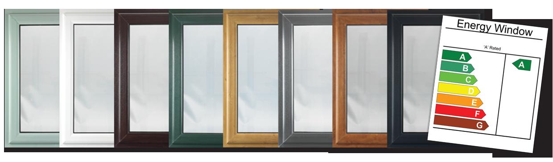 بهینه سازی انری یوسیله درب و پنجره دوجداره