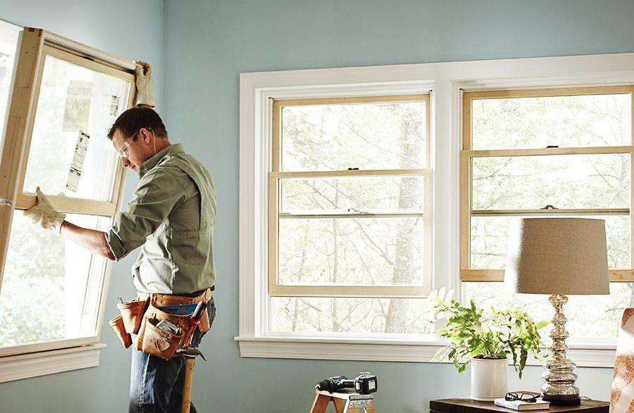 Window Installation - نصب پنجره - نصب در و پنجره - نکات نصب در و پنجره - راهنمایی نصب در و پنجره - نصاب حرفه ای - نصاب متخصص