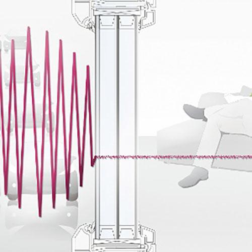 عایق بندی صوتی در و پنجره دوجداره آلومنیوم ترمال بریک