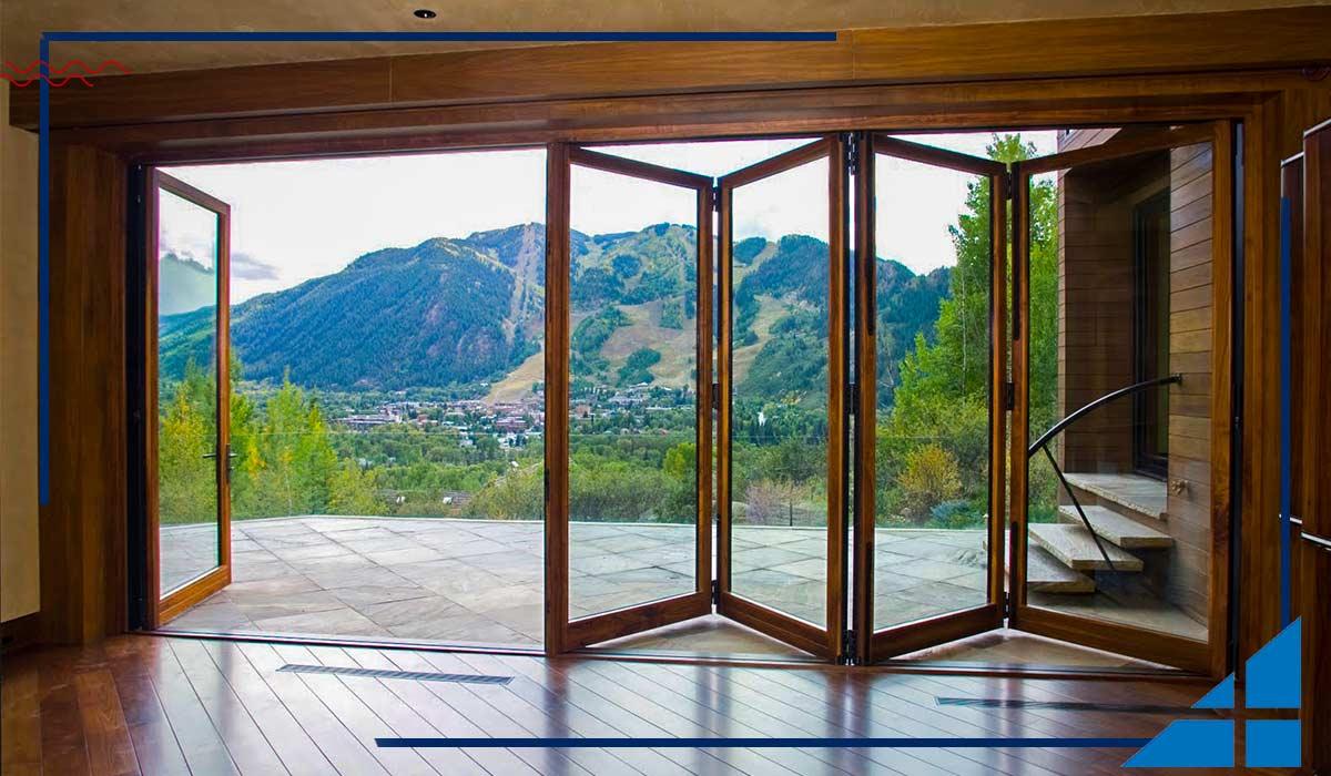 انواع در و پنجره آلومینیوم ترمال بریک با برترین کیفیت