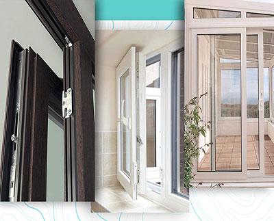 انواع مدل های بازشو در و پنجرههای الومینیوم گلوب آلوم-اکپا-اکرول-پنجره الومینیوم کشویی